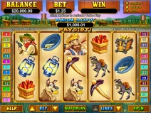 Grand Parker Casino, Best Online Casino December 2013 screenshot # 2