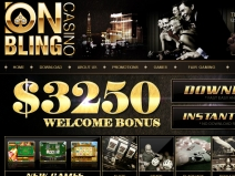 OnBling Casino, The Best Casinos November 2017 screenshot # 1