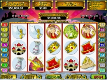 Loco Panda, Best Online Casino Codes July 2014 screenshot # 1