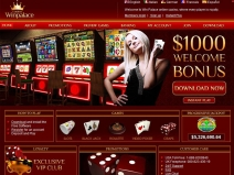 WinPalace USA Casino, iPad Casino, iPhone Casino, Mobile Casino Bonus August 2014 screenshot # 5