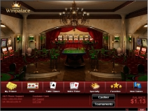 WinPalace USA Casino, iPad Casino, iPhone Casino, Mobile Casino Bonus October 2014 screenshot # 4