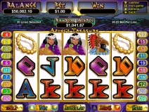 WinPalace USA Casino, iPad Casino, iPhone Casino, Mobile Casino Bonus April 2014 screenshot # 2