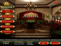 WinPalace USA Casino, iPad Casino, iPhone Casino, Mobile Casino Bonus December 2013 screenshot # 1