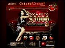 Golden Cherry U.S.A Casino, $33 Free Spin, Bonus Codes January 2018 screenshot # 1