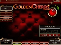 Golden Cherry U.S.A Casino, $33 Free Spin, Bonus Codes January 2018 screenshot # 2