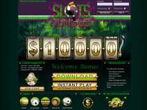 Slots Jungle US Casino Online Bonus Codes April 2019 screenshot # 2