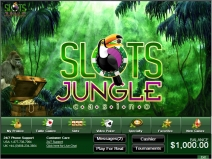 Slots Jungle US Casino Online Bonus Codes March 2014 screenshot # 3