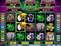 Slots Jungle US Casino Online Bonus Codes July 2014 screenshot # 1