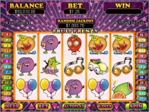 Slots Jungle US Casino Online Bonus Codes April 2014 screenshot # 6
