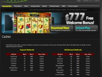 Club World Casino Bonus July 2014 screenshot # 24