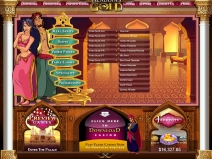 Aladdin's Gold Casino Bonus September 2016 screenshot # 4