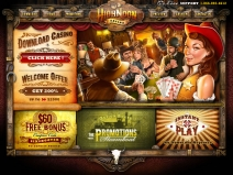 High Noon, US Friendly, Casino Bonuses April 2014 screenshot # 4