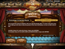 High Noon, US Friendly, Casino Bonuses April 2014 screenshot # 1