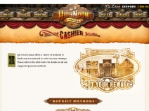 High Noon, US Friendly, Casino Bonuses September 2017 screenshot # 1