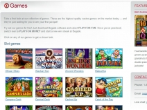 Begado Online Casino Bonuses December 2013 screenshot # 2