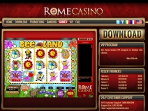 Rome Casino Bonus Codes, USA Casino Bonuses October 2014 screenshot # 1