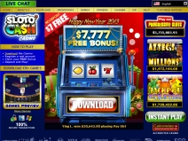 SlotoCash, Online Bonus Casinos December 2013 screenshot # 5