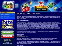 SlotoCash, Online Bonus Casinos August 2014 screenshot # 4