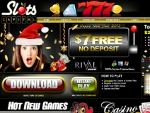 Slots Capital, Best Slots Casinos December 2013 screenshot # 4