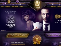 Miami Club Casino, Top Online Casinos August 2014 screenshot # 4