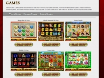 online casino screenshots spartan-slots